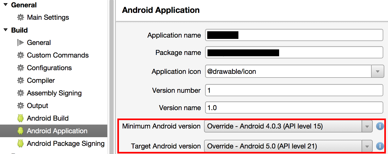 how to build a mobile application for android